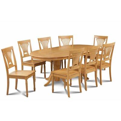 Kelston Mills 9 Piece Extendable Dining Set