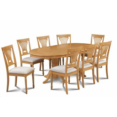 Kelston Mills 9 Piece Extendable Dining Set