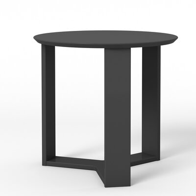 Madison End Table Color: Black Gloss