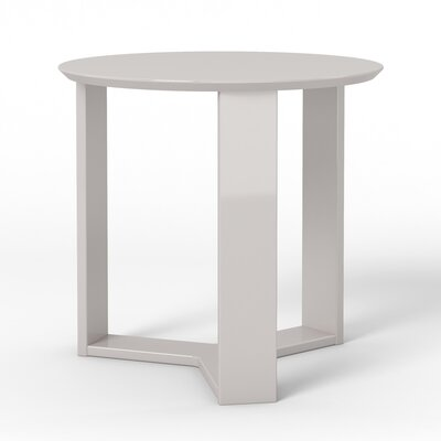 Madison End Table Color: Off-White