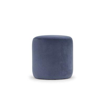 Dunneback Pouf Upholstery: Dust Blue