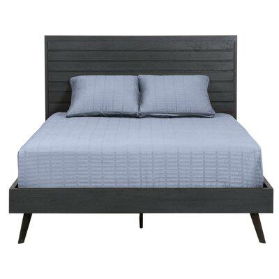 Mahore Standard Platform Bed Size: Queen