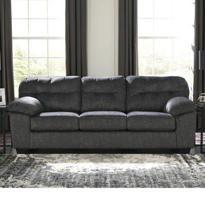 Mccreery Sofa Upholstery: Gray