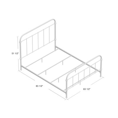 Boorman Panel Bed Size: Queen