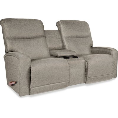 Levi Reclining Loveseat with Console