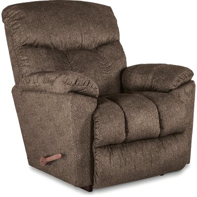 Morrison Manual Rocker Recliner Upholstery: Cappuccino