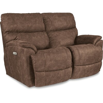 Trouper Reclining Loveseat Recliner Mechanism: Power