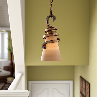 Charles 1-Light Mini Pendant