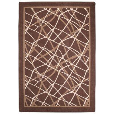 Mcmann Sepia Tan Area Rug Rug Size: Rectange 310 x 54
