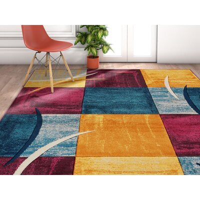 Herring Area Rug Rug Size: Rectangle 2 x 3