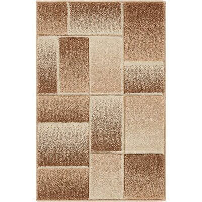 Herring Ivory Area Rug Rug Size: Rectangle 2 x 3