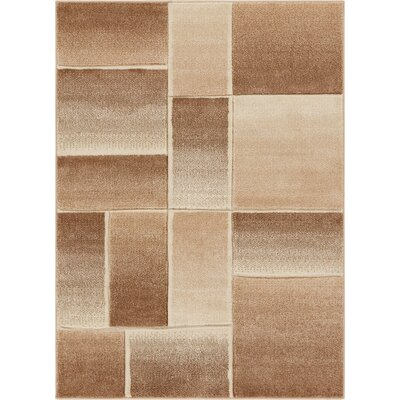 Herring Ivory Area Rug Rug Size: Rectangle 311 x 53
