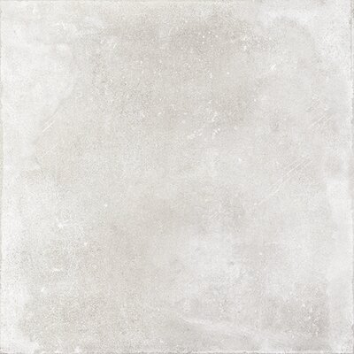 Citywalk Glazed 20 x 20 Porcelain Field Tile in Gray