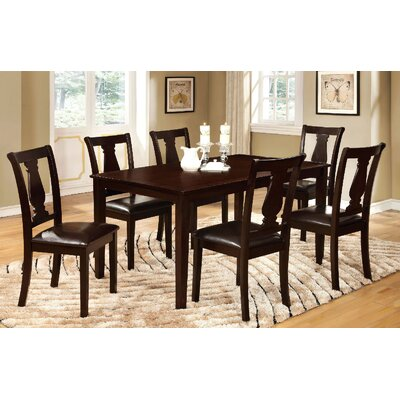 Karlson 7 Piece Dining Set 84548CCA7A884F25BF0F22F826706141