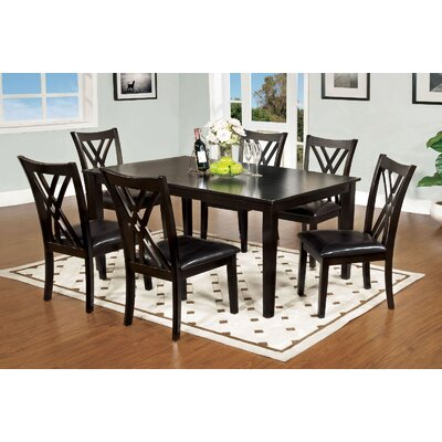 Karn 7 Piece Dining Set