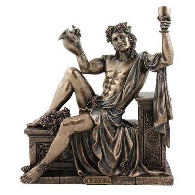Darcia Dionysus Greek God of Wine Figurine 68371C4232074D1E9A022FE91A91A77A