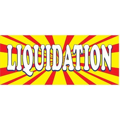 Liquidation Sale Banner Size: 30