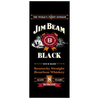 Jim Beam Vertical Banner Size: 30