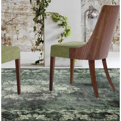 Fontanez Green Area Rug