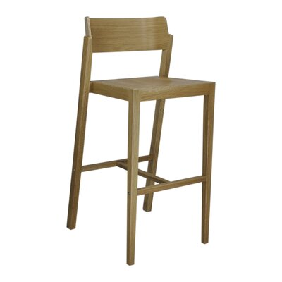 Sinclair 29 Bar Stool Color: Oak