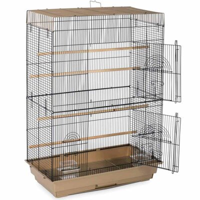Flight Cage With Tray 1652654
