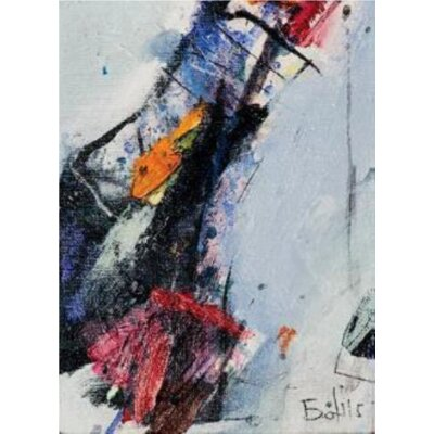'Abstract' Oil Painting Print on Canvas C66F66BEE5B6448F8B832AF2DEE3DE08
