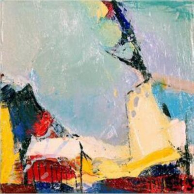 'Abstract' Oil Painting Print on Canvas 5ED17FF3E93442B5BE83A1F8ED0C82A8