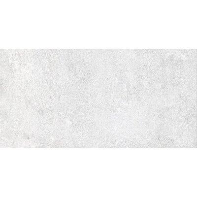 Evolution Glazed 12 x 24 Porcelain Field Tile in White