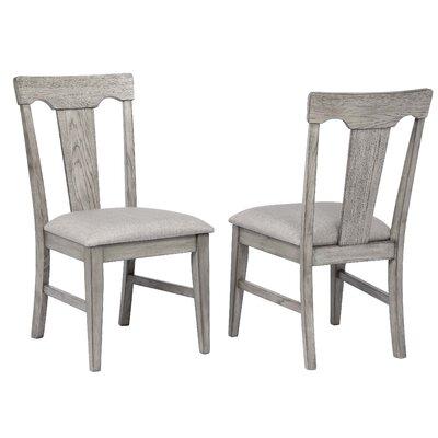 Vergara Upholstered Dining Chair (Set of 2)
