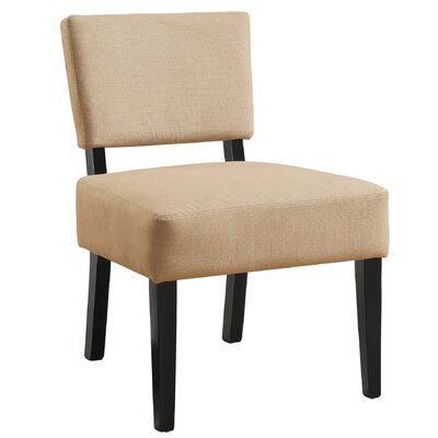 Dyess Slipper Chair Upholstery: Beige