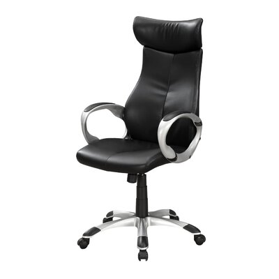 Kratochvil High Back Executive Office Chair F089D7A9C51E45C68BBEB750C1749492