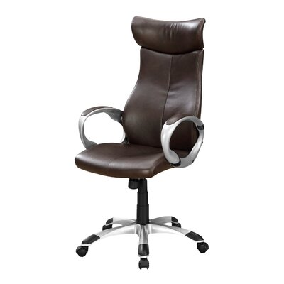 Kratochvil High Back Executive Office Chair 4674537B84A74FE3A6D3593B3123F240