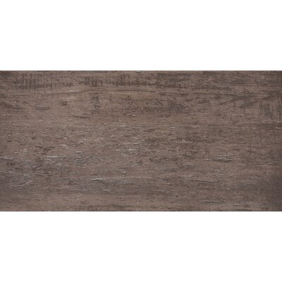 12 x 24 Porcelain Wood Look Tile in Tabacco