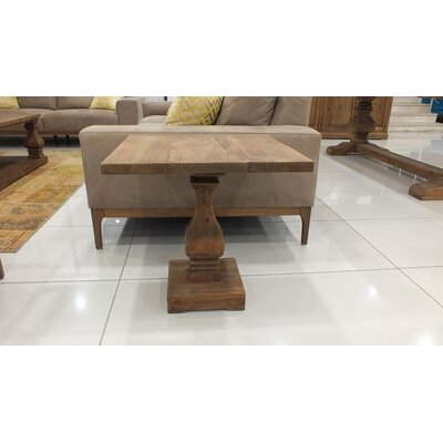 Latimore End Table Color: Brown