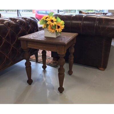 Bookout End Table Color: Brown