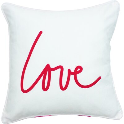 Horsham Valentines Day Love Indoor/Outdoor Throw Pillow