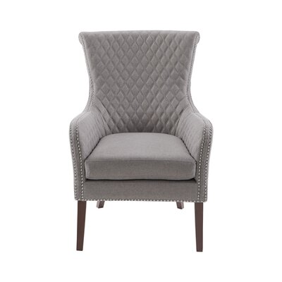 Busti Armchair Upholstery Color: Light Gray