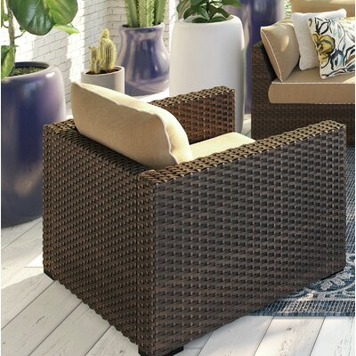 Bergin Patio Chair with Cushions