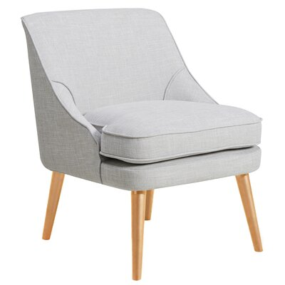 Dunturky Upholstered Accent Slipper Chair