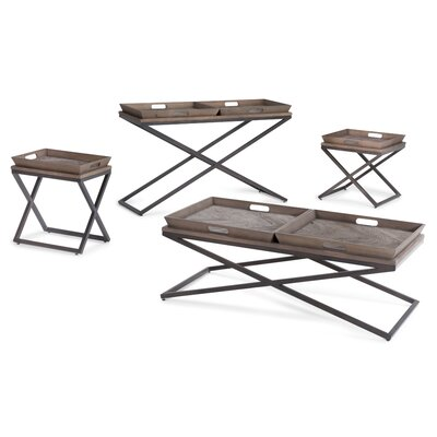 Damien 2 Piece Coffee Table Set