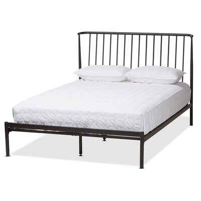 Gillies Platform Bed Size: Queen