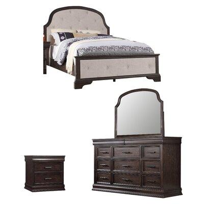 Xcalibur Panel Configurable Bedroom Set