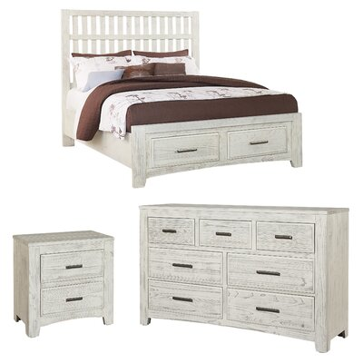 Hernandez Storage Configurable Bedroom Set
