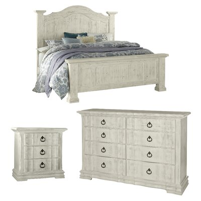 Kilpatrick Sleigh Configurable Bedroom Set