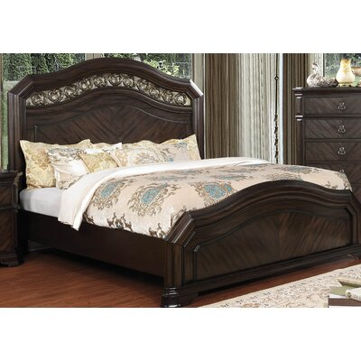 Rudisill Traditional Panel Bed