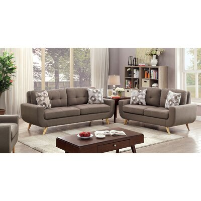 Crosier Configurable Living Room Set
