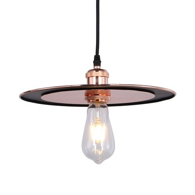 Vuong Disk 1-Light Mini Pendant