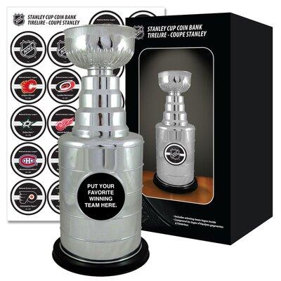 Stanley Cup Piggy Bank NHL-SCCB-NHL