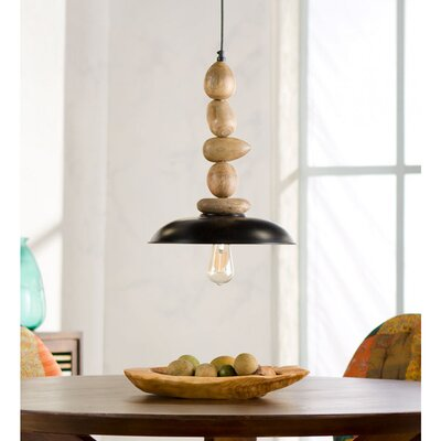 Oberle 1-Light Inverted Pendant