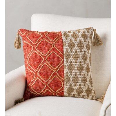 Pursley Handmade Artsilk Print Pillow Cover